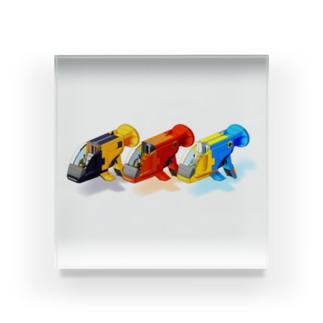 GUPPY(3色) Acrylic Block