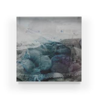 海の臓物 Acrylic Block