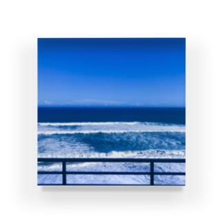 go to sea Acrylic Block