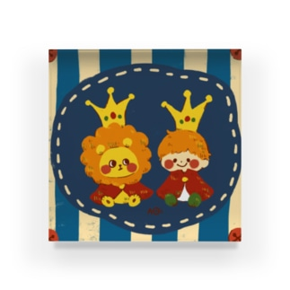 小さな王様たち Acrylic Block