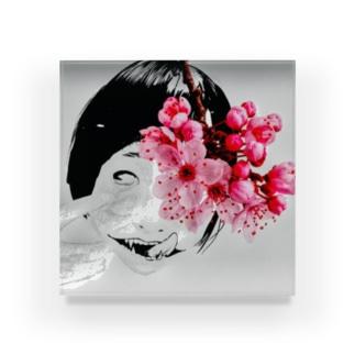 俺の嫁シリーズ9 Acrylic Block