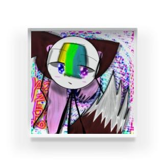 カイミちゃんグッズ Acrylic Block