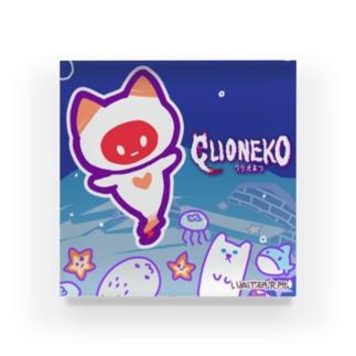 アクリルブロック【CLIONEKO/クリオネコ】 Acrylic Block