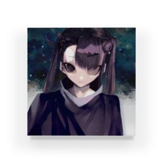 空 Acrylic Block
