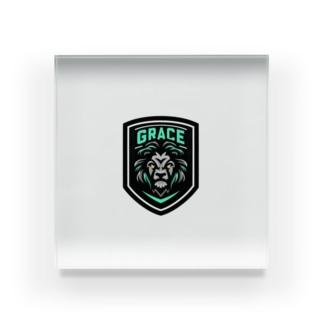 GRACE Acrylic Block