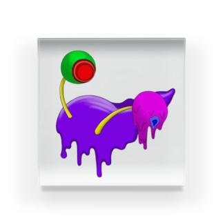 「蛞蝓」 Acrylic Block