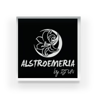 ALSTROEMERIA by DJ UN Acrylic Block