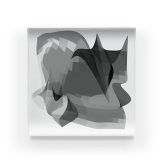 Light-7. Acrylic Block
