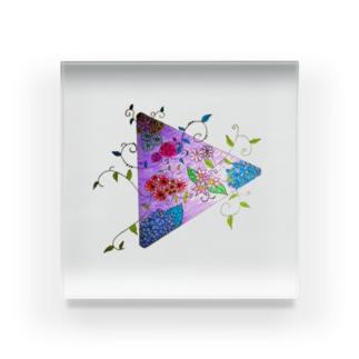 サイセイ Acrylic Block