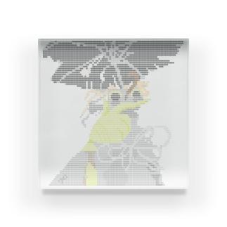 @プペル Acrylic Block