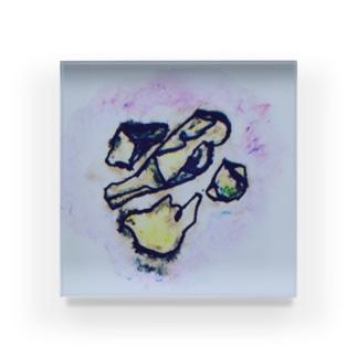 潜在意識 Acrylic Block