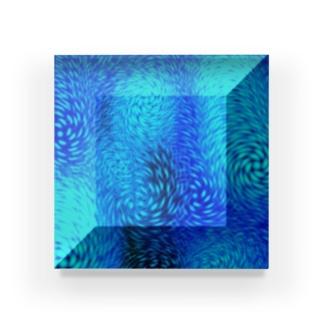 Les  Deleuze Acrylic Block