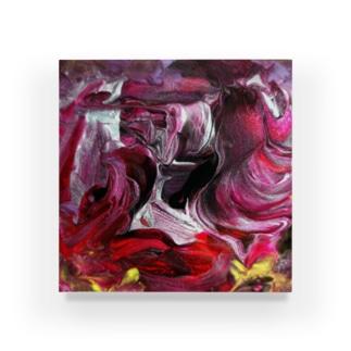 Jr Acrylic Block