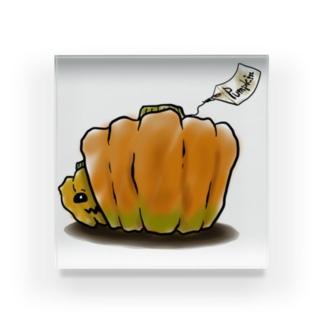 Pumpkin! Acrylic Block
