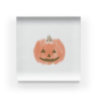 かぼちゃ Acrylic Block