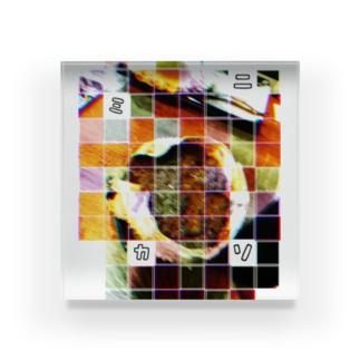 カニミソ Acrylic Block