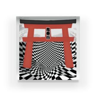 ONIBUGYO Block Acrylic Block
