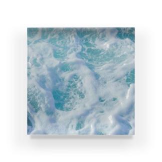 KizunaHokkori Acrylic Block