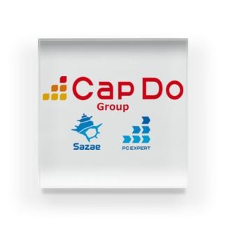 CapDo group Acrylic Block