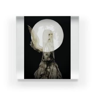 光と影 Acrylic Block