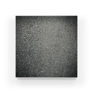 深夜『アスファルト』 Acrylic Block