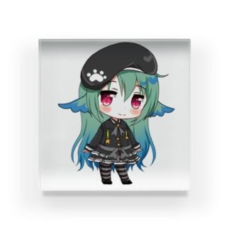 ロベリアちゃん(通常) Acrylic Block