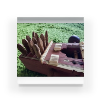 サーランギC Acrylic Block