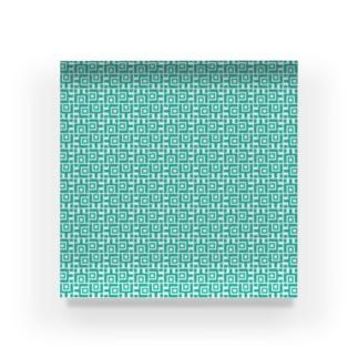 しきつめ尚 Acrylic Block