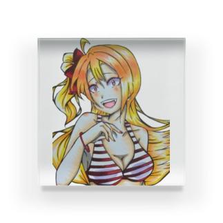 綾瀬夏海ちゃん♡ Acrylic Block