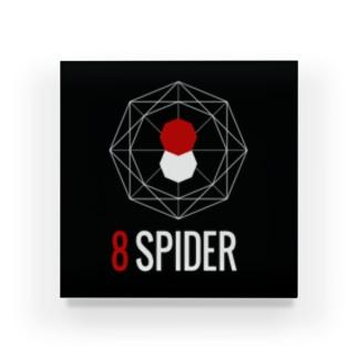 8SPIDER(エイトスパイダー) Acrylic Block