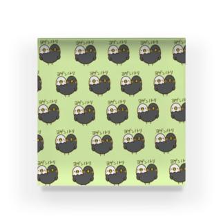 ヨゲンノトリ Acrylic Block