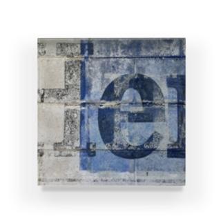 'Herald Sun' 1/3 Acrylic Block