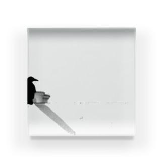one's way Acrylic Block