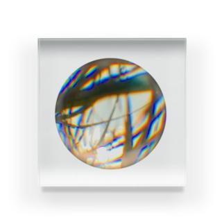 レンズ Acrylic Block