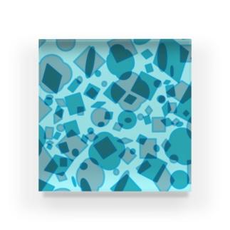 キラキラ Acrylic Block
