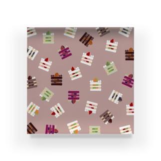 ケーキ Acrylic Block
