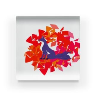 妖狐の思慕 Acrylic Block