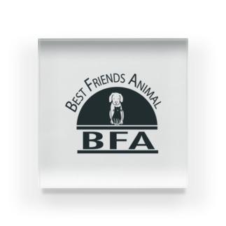 BFA(チャリティー) Acrylic Block