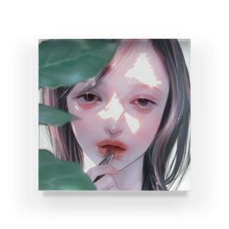 太陽の愛し子ちゃん Acrylic Block