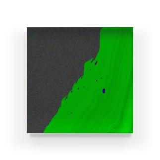 VGG16, Layer 2, Filter 24 Acrylic Block