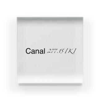 277.15[K] Acrylic Block