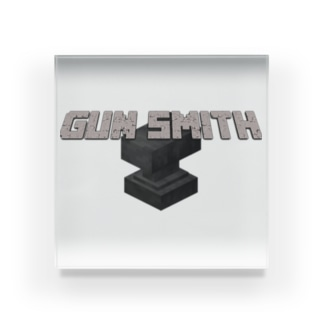 AIRSOFTER GUN SMITH Acrylic Block