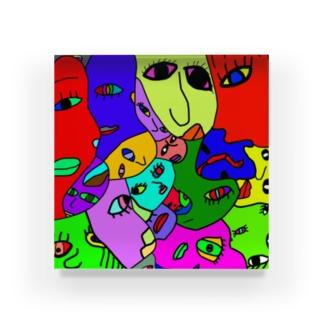 笑顔 Acrylic Block
