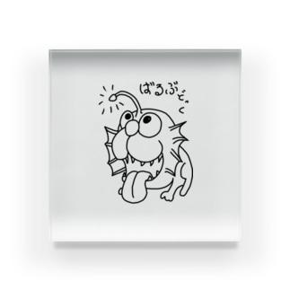 恐竜シリーズ(バルブドック) Acrylic Block