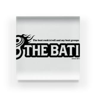 THE BATI Acrylic Block