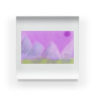 紫星 Acrylic Block