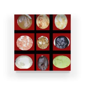 宮城の餅色々 Acrylic Block