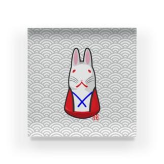 因幡の白兎 Acrylic Block