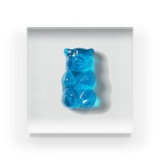 gimme bear Acrylic Block