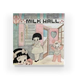 ミルクホール Acrylic Block